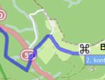 Tunel mapa